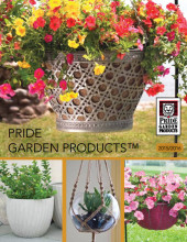 2015-16 Pride Garden Products Catalog