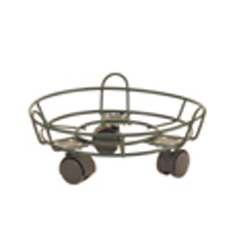 Garden Caddy On Wheels : Quot plant caddy with wheels pride garden products