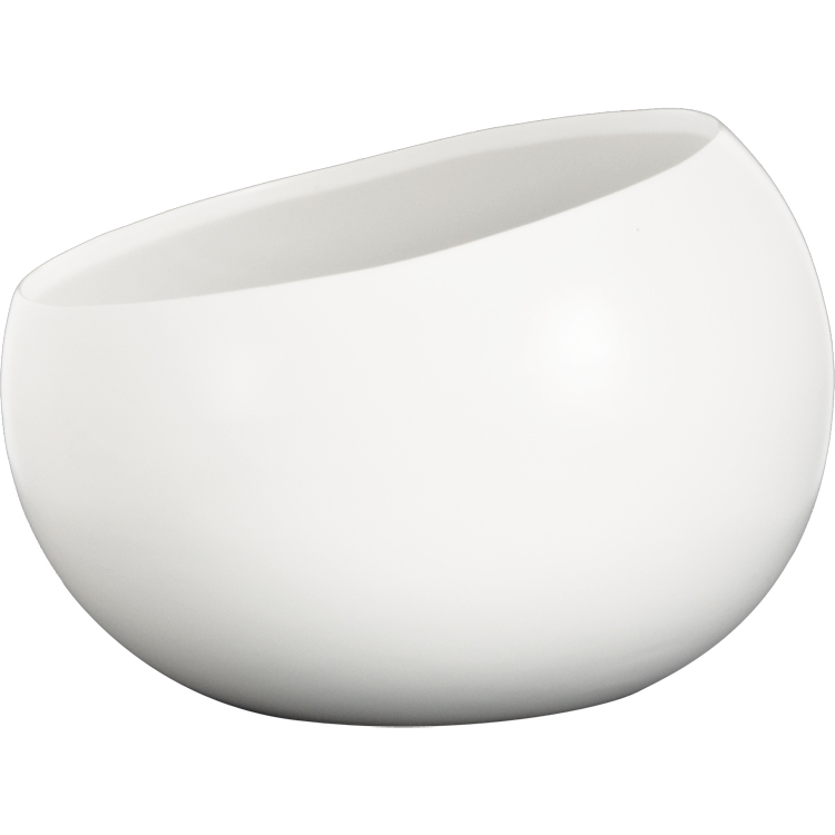 Swell Live Green Nidos 7 In Slanted Bowl Planter Interior Design Ideas Apansoteloinfo